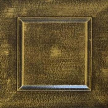 Состаренный металл 01 Золото