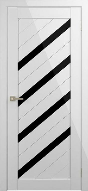 Дверь Модерн 17 Белый Глянец