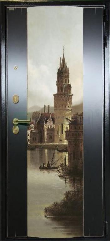 Отделка 139  Замок