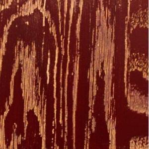 Краска шпона дуба №19 Бордо с золотой патиной