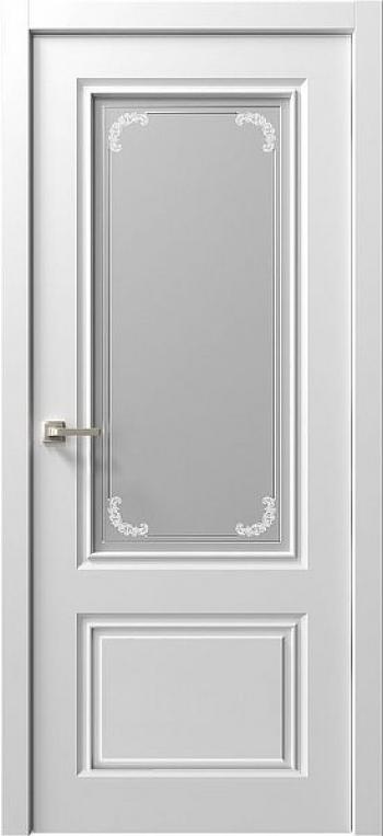 Дверь Ренессанс 1 ДО со стеклом