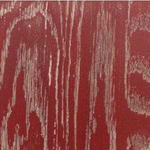 Краска шпона дуба №20 Красная с серебряной патиной