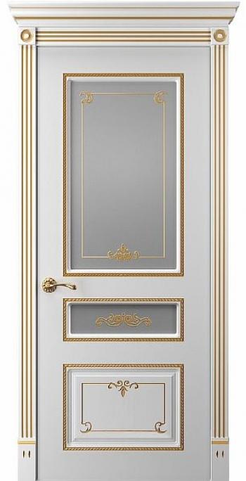 Межкомнатная дверь Прима 6 Остекленная