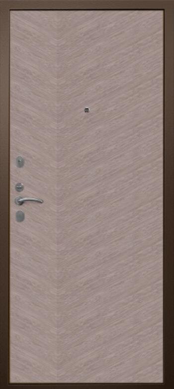 Шпонированная дверная панель Альянс 05