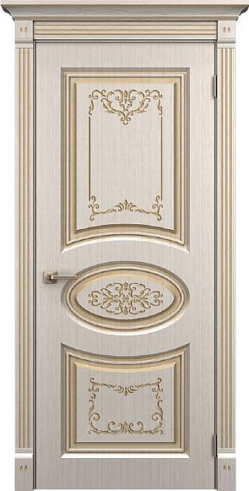 Межкомнатная дверь Барокко ДГ