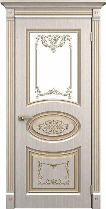 Межкомнатная дверь Барокко ДО