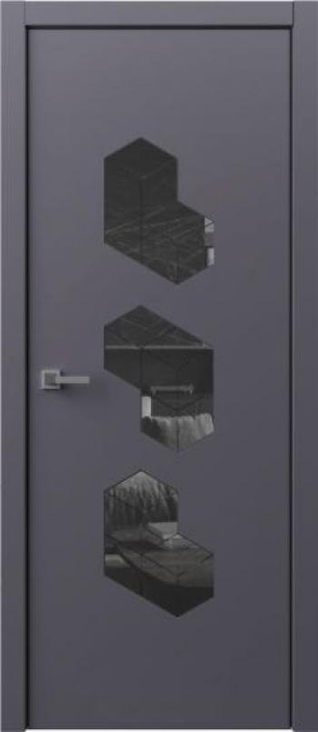 Межкомнатная дверь Futuristic 10.1
