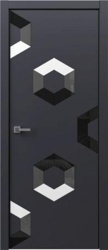 Межкомнатная дверь Futuristic 7.3