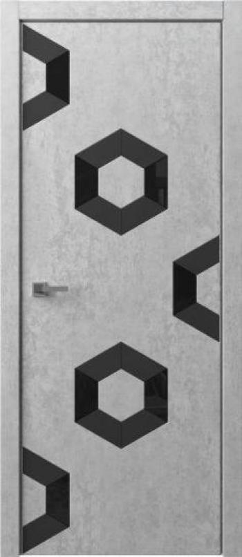 Межкомнатная дверь Futuristic 7.4