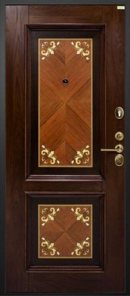 Дверная панель Интарсия 3