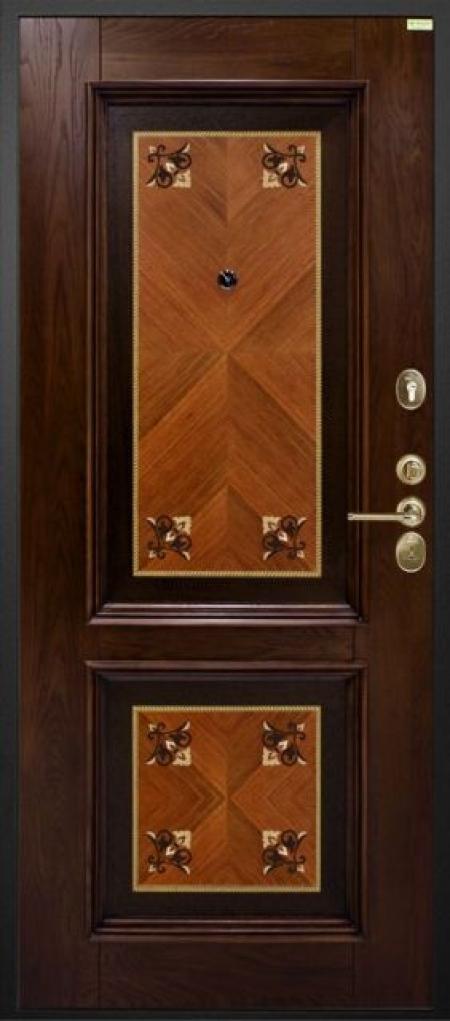 Дверная панель Интарсия 4