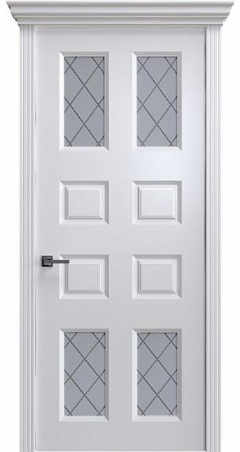 Межкомнатная дверь Корона К17 ДО