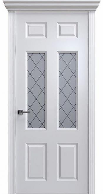 Межкомнатная дверь Корона К6 ДО