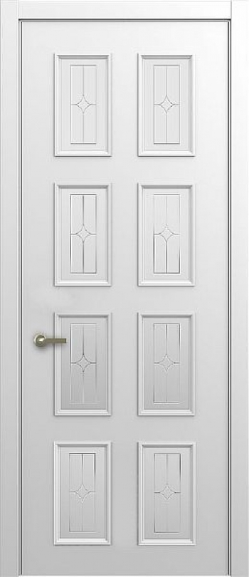 Межкомнатная дверь Малетти М5 ДО с алмазной гравировкой