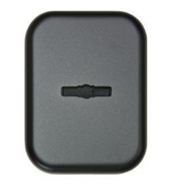 Квадратная накладки Protector ППЧ 22 черная