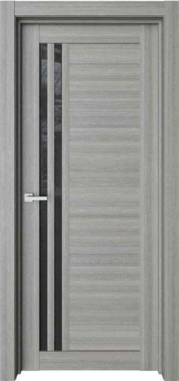 межкомнатные двери со стеклом R34