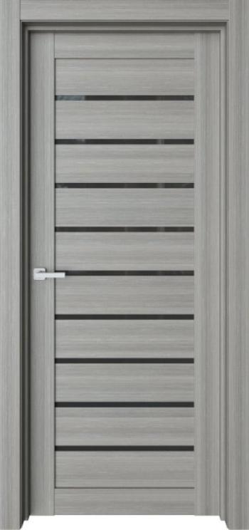 межкомнатные двери со стеклом R35