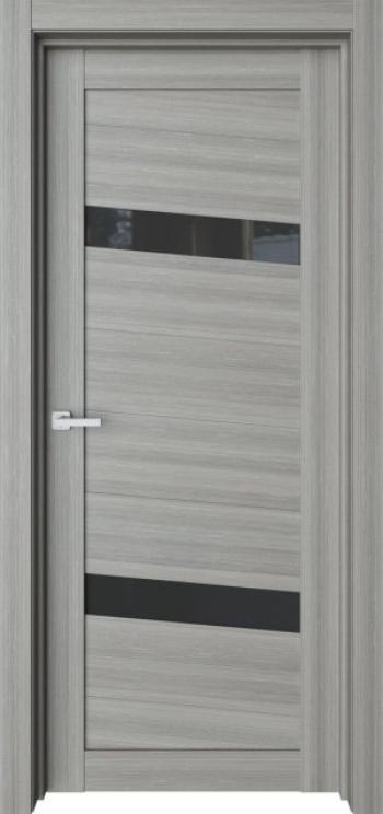 межкомнатные двери со стеклом R38