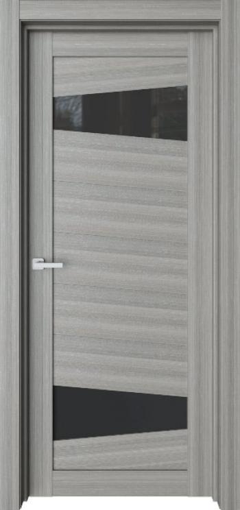межкомнатные двери со стеклом R39