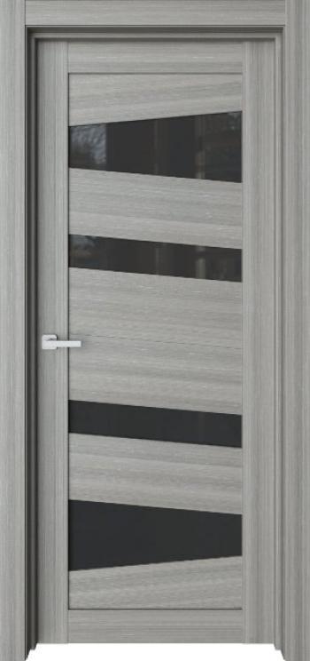 межкомнатные двери со стеклом R40