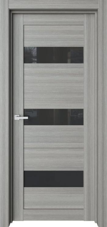 межкомнатные двери со стеклом R41