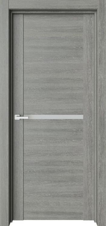 Межкомнатная дверь с молдингом Trend T18
