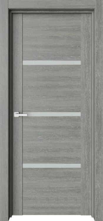 Межкомнатная дверь с молдингом Trend T20