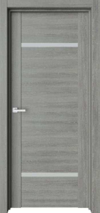 Межкомнатная дверь с молдингом Trend T23