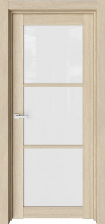 Межкомнатная дверь Verso V15 со стеклом триплекс
