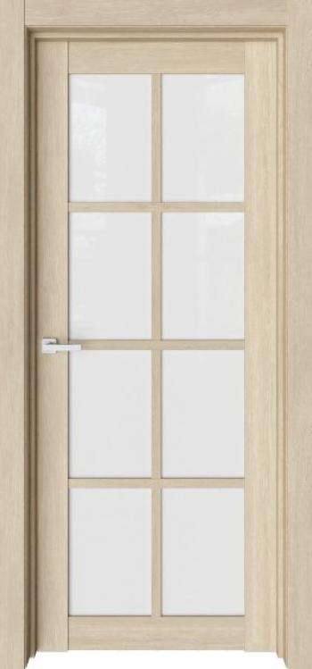 Межкомнатная дверь Verso V17 со стеклом триплекс
