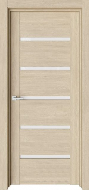 Межкомнатная дверь Verso V18 со стеклом триплекс