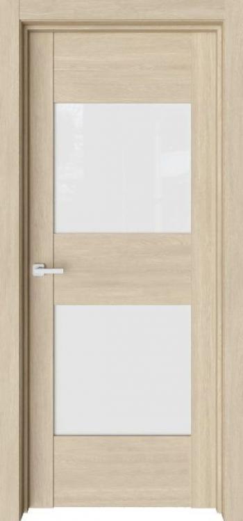 Межкомнатная дверь Verso V21 со стеклом триплекс