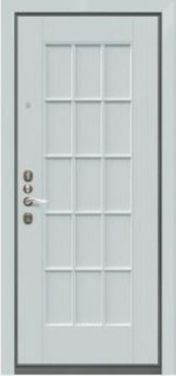 Дверная МДФ панель Вента 02