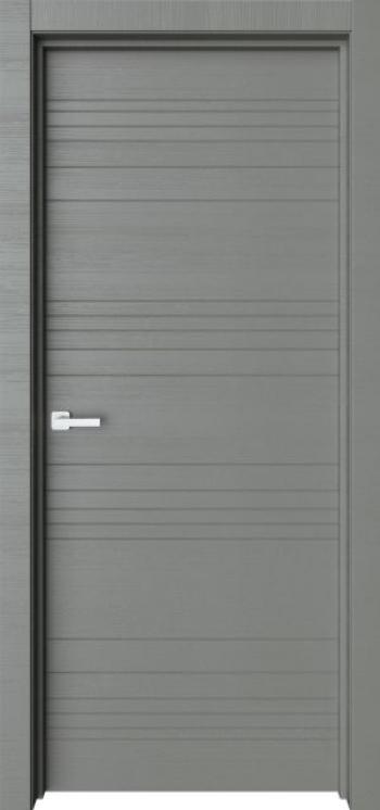 Межкомнатные двери с зеркалом серии Ways W10