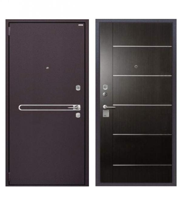 Стальная дверь Гардиан - Акцент 02