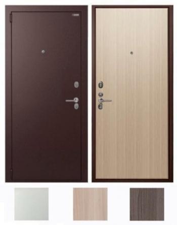 Металлические двери Гардиан с высокой тепло и шумоизоляцией