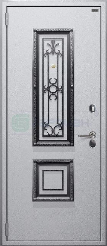 Входные двери Гардиан с ковкой