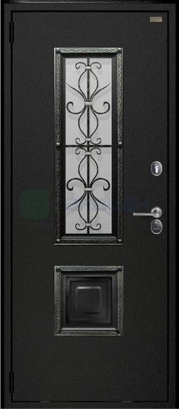 Входные двери со стеклопакетом в Нижнем Новгороде