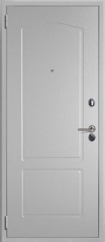 Отделка входных дверей № 183