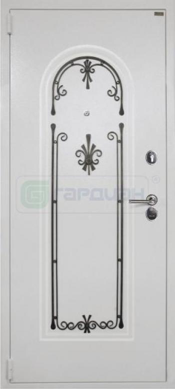 Двери Гардиан с ковкой 152