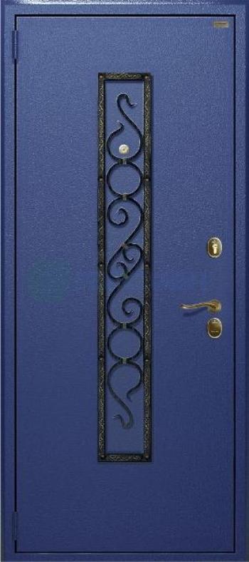 Железные двери с ковкой в Нижнем Новгороде