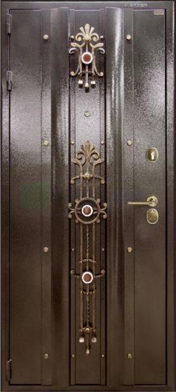 Двери Гардиан с ковкой 146