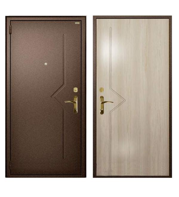 Стальная дверь Гардиан - Эталон 01