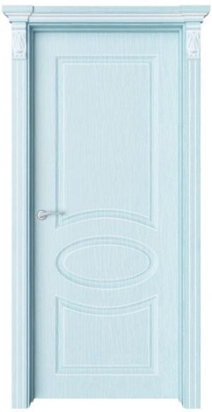Дверь Флоранж 1 патина белая