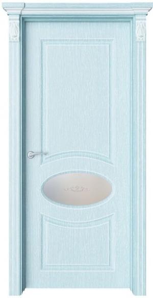 Дверь Флоранж 2 патина белая
