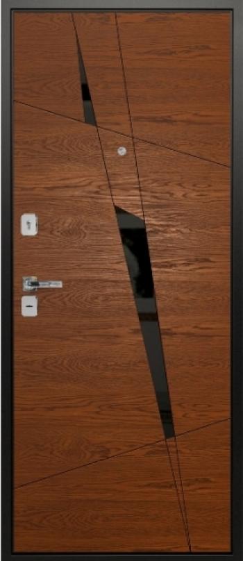 Шпонированные дверные панели Призма 03