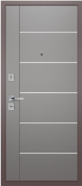 Дверные панели Стайл 04 с молдингом