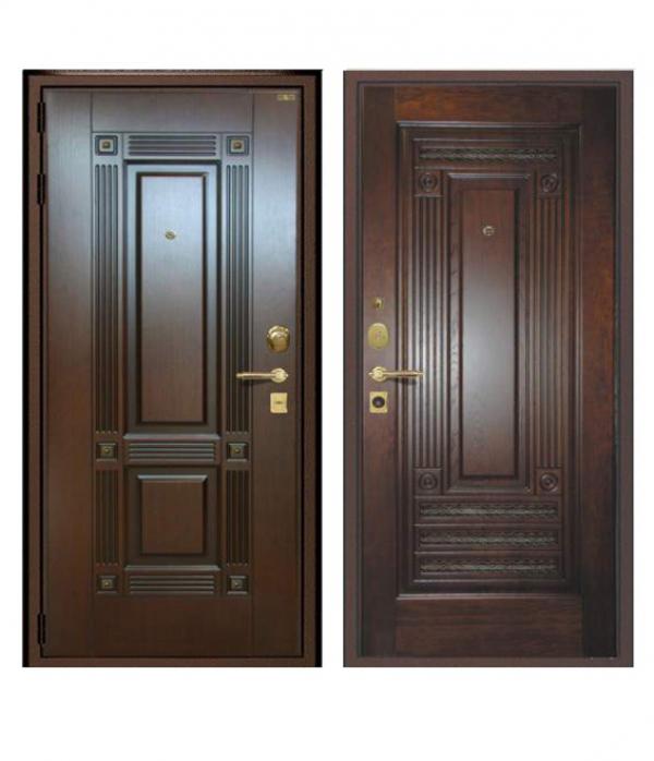 Стальная дверь Гардиан - Италия 2