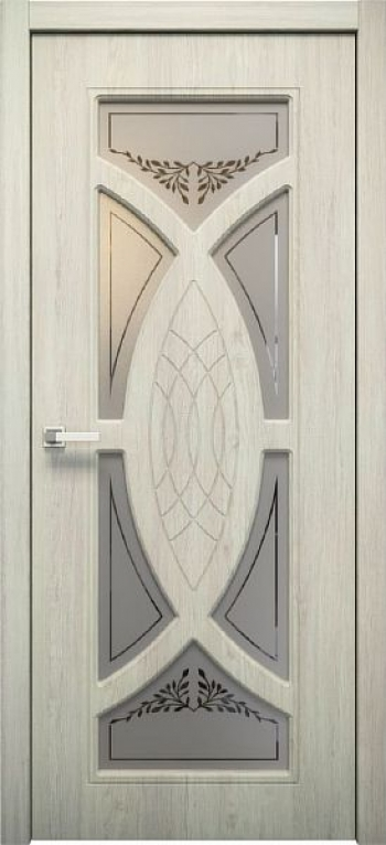 Межкомнатная дверь Камея ДО остекленная
