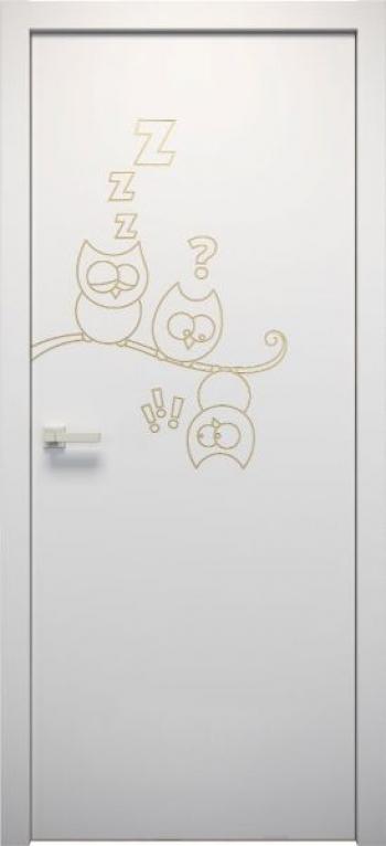 Межкомнатная дверь L-Kids 3 в детскую